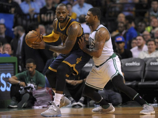 Boston Celtics vs. Cleveland Cavaliers - 5/19/17 NBA Pick, Odds, and Prediction