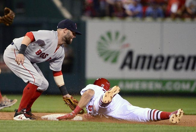 Boston Red Sox vs. St. Louis Cardinals - 8/15/17 MLB Pick, Odds, and Prediction