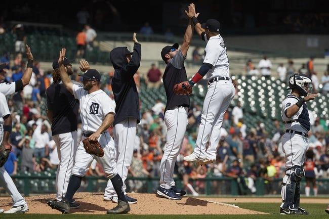 Baltimore Orioles vs. Detroit Tigers - 8/3/17 MLB Pick, Odds, and Prediction