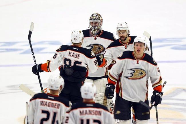 Anaheim Ducks vs. Nashville Predators - 5/20/17 NHL Pick, Odds, and Prediction