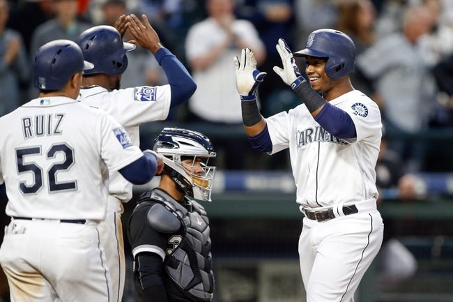 Seattle Mariners vs. Chicago White Sox - 5/19/17 MLB Pick, Odds, and Prediction