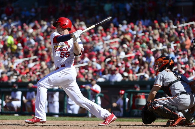 San Francisco Giants vs. St. Louis Cardinals - 9/1/17 MLB Pick, Odds, and Prediction