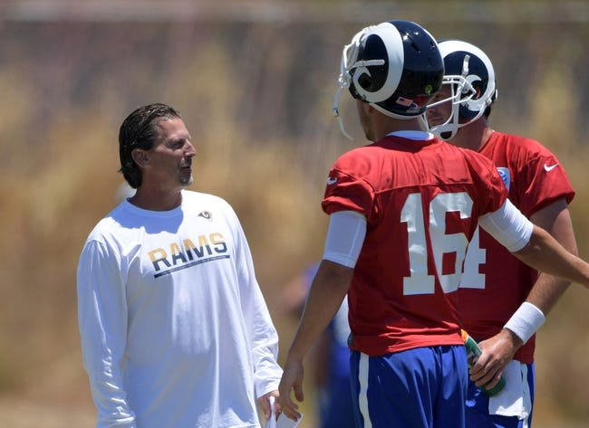 Los Angeles Rams 2017 Nfl Preview Schedule Prediction Depth Chart