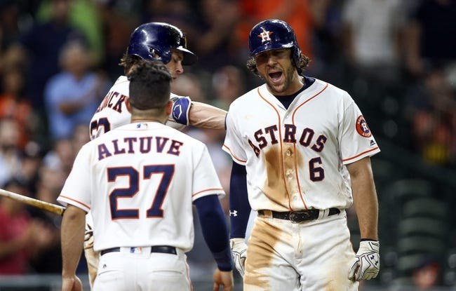Detroit Tigers vs. Houston Astros - 7/28/17 MLB Pick, Odds, and Prediction