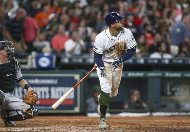 Baltimore Orioles vs. Houston Astros - 7/21/17 MLB Pick, Odds, and Prediction