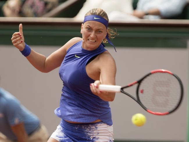 French Open starts with Petra Kvitova's return