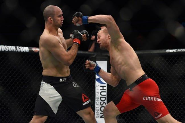 Glover Teixeira vs. Misha Cirkunov UFC Pick, Preview, Odds, Prediction - 12/16/17