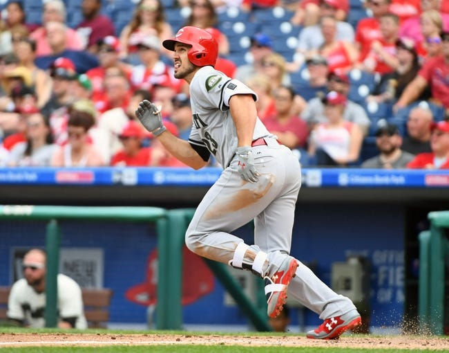 Philadelphia Phillies vs. Cincinnati Reds - 4/9/18 MLB Pick, Odds, and Prediction