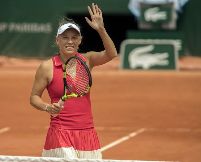 Tennis | Bellis vs. Wozniacki