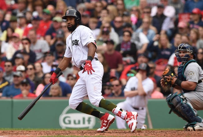 Seattle Mariners vs. Boston Red Sox - 7/24/17 MLB Pick, Odds, and Prediction