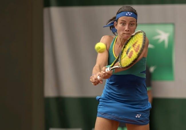 Tennis | Zhang Shuai vs Anastasija Sevastova