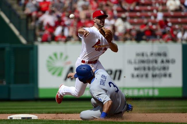 MLB | St. Louis Cardinals (68-57) at Los Angeles Dodgers (67-58)
