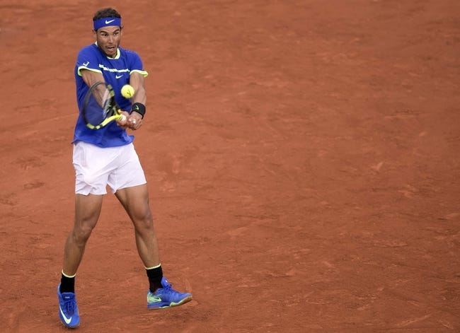 Rafael Nadal produces dominant display to reach French Open quarter-finals