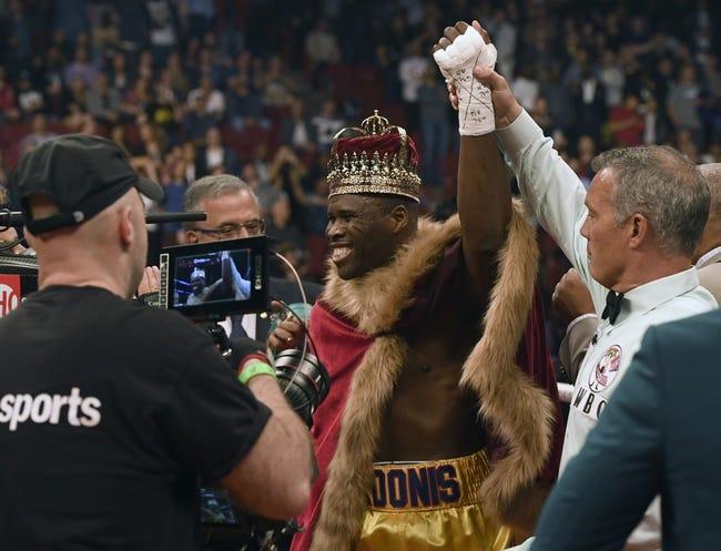 Adonis Stevenson vs. Badou Jack Boxing Preview, Pick, Odds, Prediction - 5/19/18