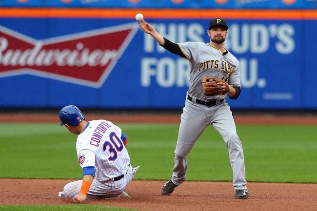 New York Mets vs. Pittsburgh Pirates - 6/25/18 MLB Pick, Odds, and Prediction