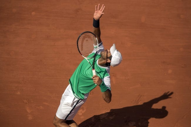Tennis   Darcis vs. Verdasco