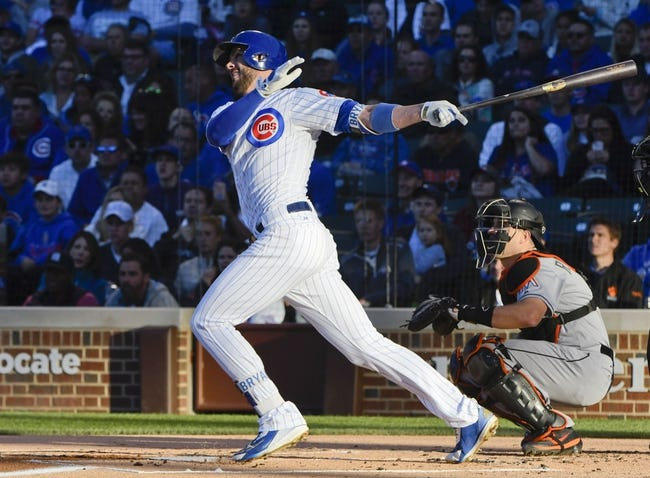 Eddie Butler leads the Cubs past the Marlins 3-1