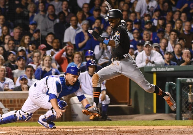Costly error, missed chance as Cubs lose to Marlins 4-2