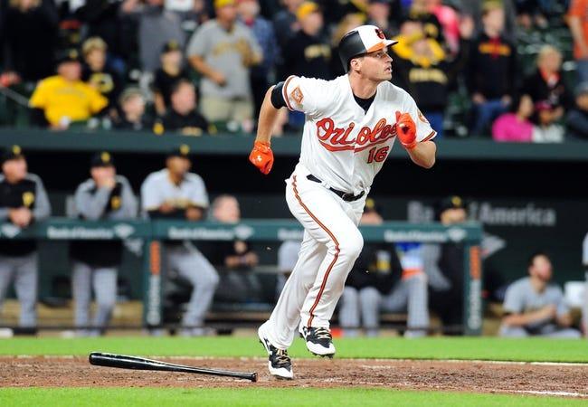 Pittsburgh Pirates vs. Baltimore Orioles - 9/26/17 MLB Pick, Odds, and Prediction
