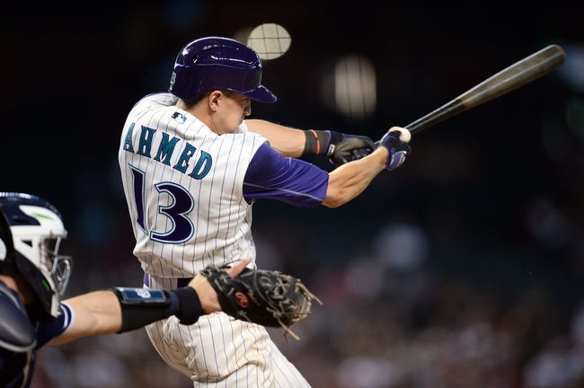 Arizona Diamondbacks vs. San Diego Padres - 9/8/17 MLB Pick, Odds, and Prediction