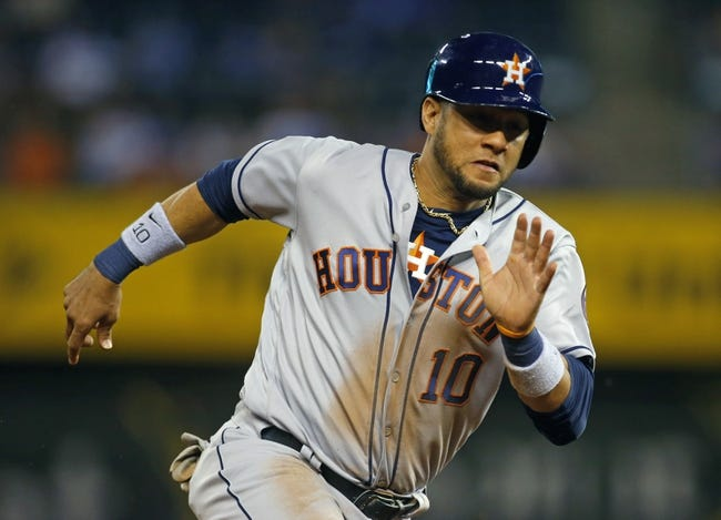 Kansas City Royals vs. Houston Astros - 6/15/18 MLB Pick, Odds, and Prediction