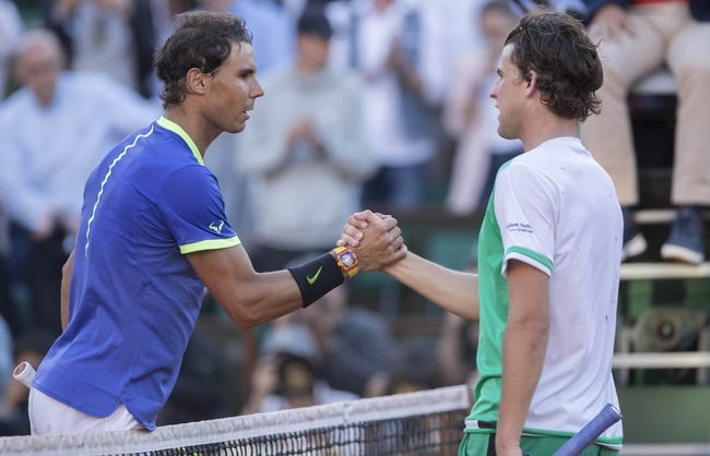 Dominic Thiem vs. Rafael Nadal 2018 French Open Tennis Pick, Preview, Odds, Prediction