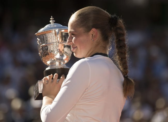 Jelena Ostapenko vs. Mihaela Buzarnescu 2018 Eastbourne International Tennis Pick, Preview, Odds, Prediction