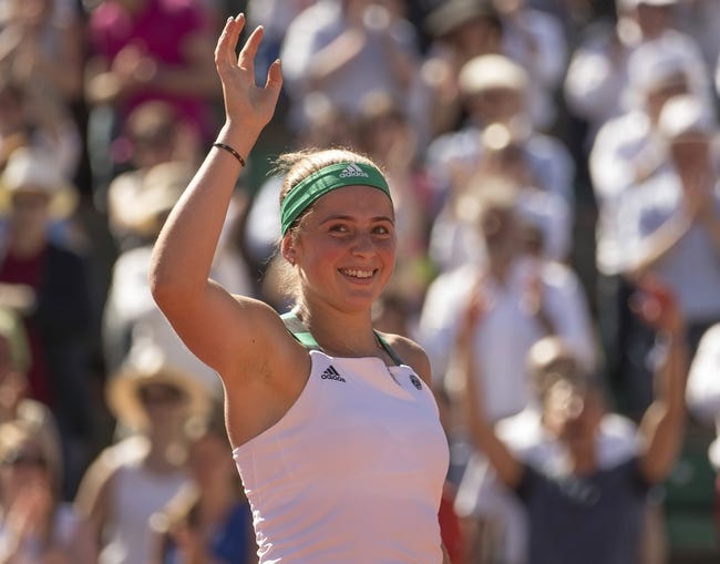 Jelena Ostapenko vs. Maria Sharapova 2018 Rome Masters Tennis Pick, Preview, Odds, Prediction