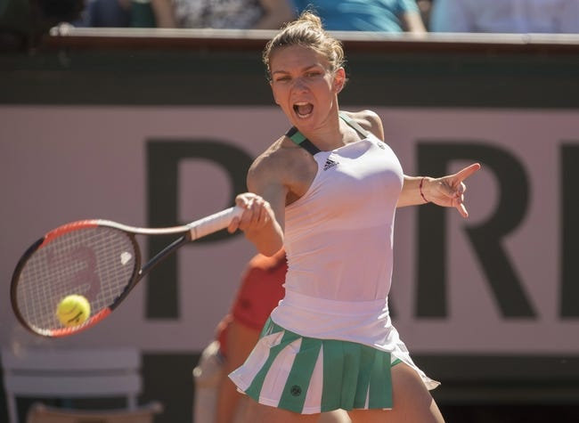 Maria Sharapova vs. Simona Halep 2018 Rome Masters Tennis Pick, Preview, Odds, Prediction