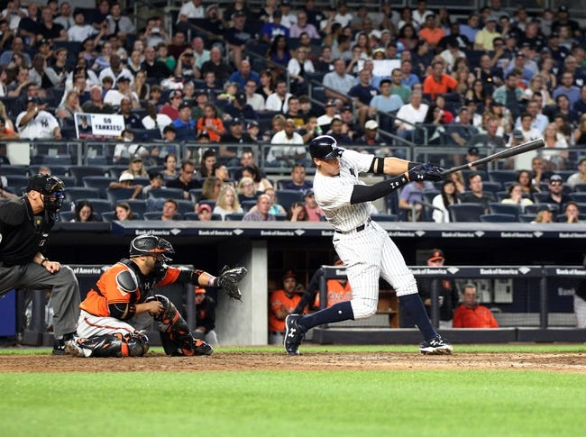 Judge clouts 22nd homer, propels Yankees past Angels 5-3