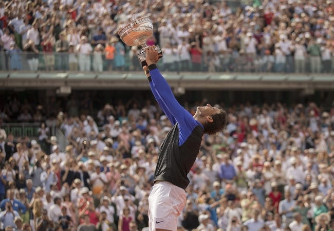 Rafael Nadal vs. Novak Djokovic 2018 Rome Masters Tennis Pick, Preview, Odds, Prediction
