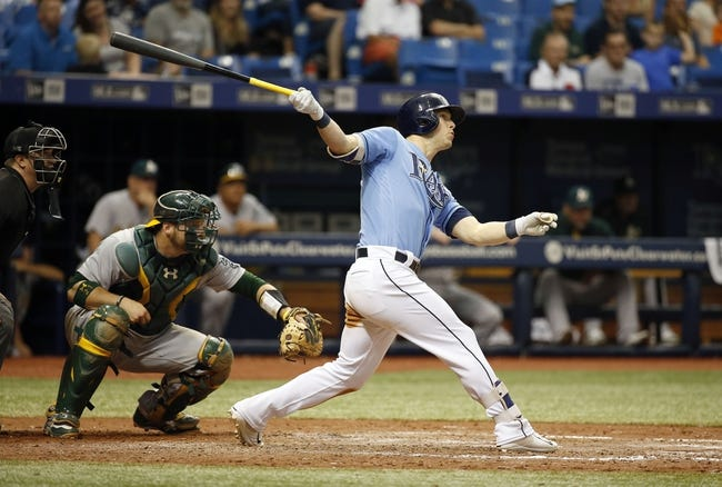 Oakland Athletics vs. Tampa Bay Rays - 7/17/17 MLB Pick, Odds, and Prediction