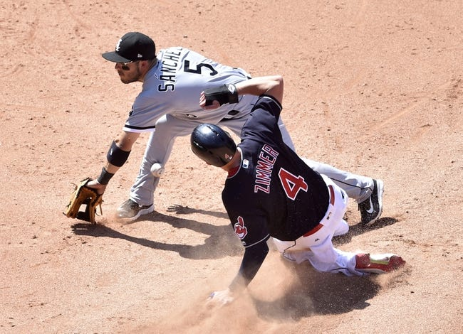 Chicago White Sox vs. Cleveland Indians - 7/28/17 MLB Pick, Odds, and Prediction