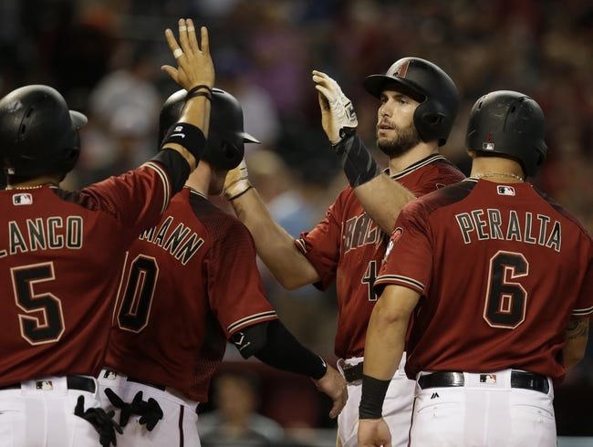 Arizona Diamondbacks vs. Milwaukee Brewers - 5/14/18 MLB Pick, Odds, and Prediction