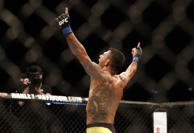 Neil Magny vs. Rafael dos Anjos UFC 215 Pick, Preview, Odds, Prediction - 9/9/17