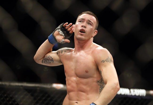 Rafael dos Anjos vs. Colby Covington UFC 225 Pick, Preview, Odds, Prediction - 6/9/18