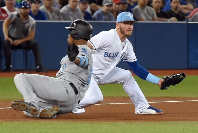 Chicago White Sox vs. Toronto Blue Jays - 7/31/17 MLB Pick, Odds, and Prediction