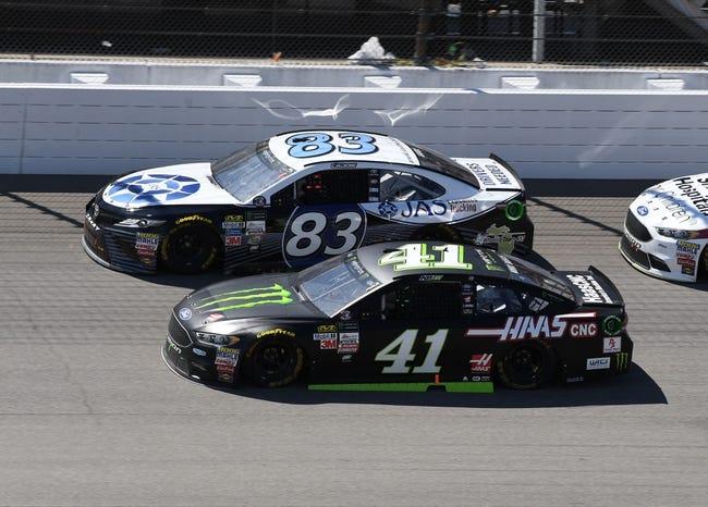 Overton's 400: NASCAR Odds, Pick, Predictions, Dark Horses - 7/30/17