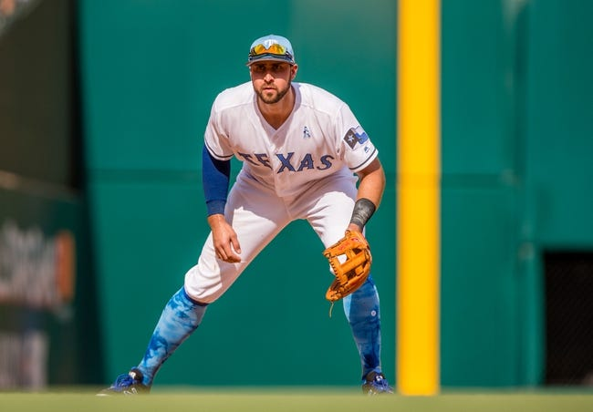 Texas Rangers vs. Seattle Mariners - 7/31/17 MLB Pick, Odds, and Prediction