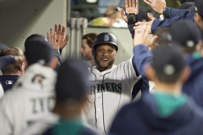 Cano HRs twice, Moore wins debut as Mariners top Tigers 9