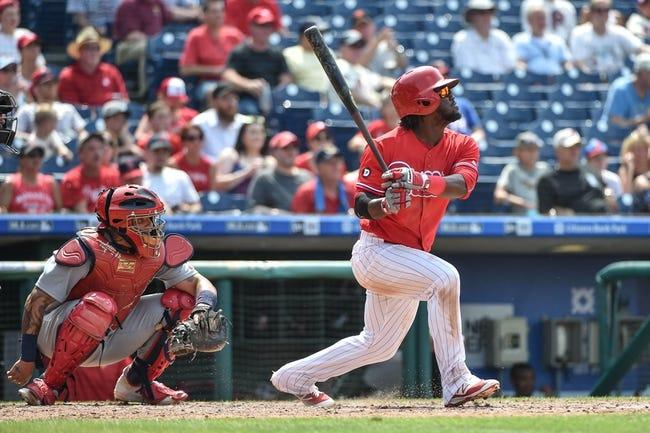 St. Louis Cardinals vs. Philadelphia Phillies - 5/18/18 MLB Pick, Odds, and Prediction