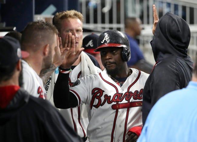 Brewers lose opener in Atlanta, 5-4