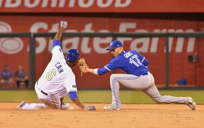 Kansas City Royals vs. Toronto Blue Jays- 6/24/17 MLB Pick Odds and Prediction