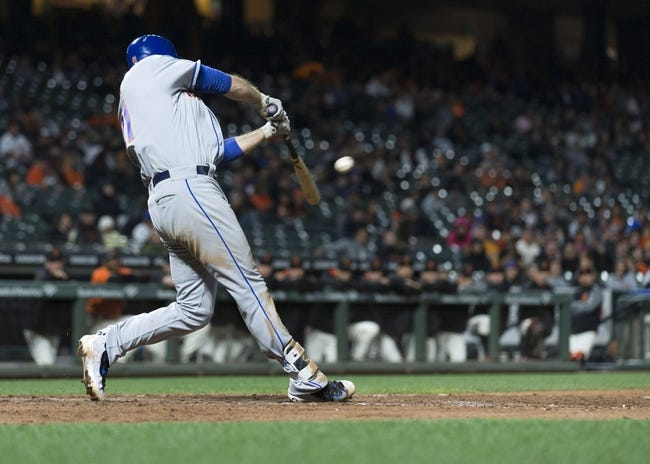 New York Mets vs. Oakland Athletics - 7/21/17 MLB Pick, Odds, and Prediction