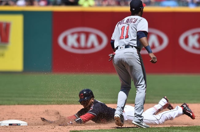 Minnesota Twins vs. Cleveland Indians - 8/16/17 MLB Pick, Odds, and Prediction