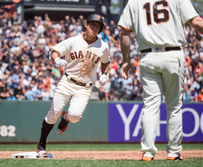Colorado Rockies vs. San Francisco Giants - 9/4/17 MLB Pick, Odds, and Prediction