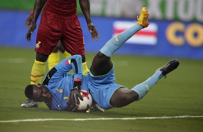 Ghana vs. Iceland - 6/7/18 International Friendly Soccer Pick, Odds, and Prediction