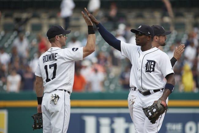 Kansas City Royals vs. Detroit Tigers - 7/17/17 MLB Pick, Odds, and Prediction
