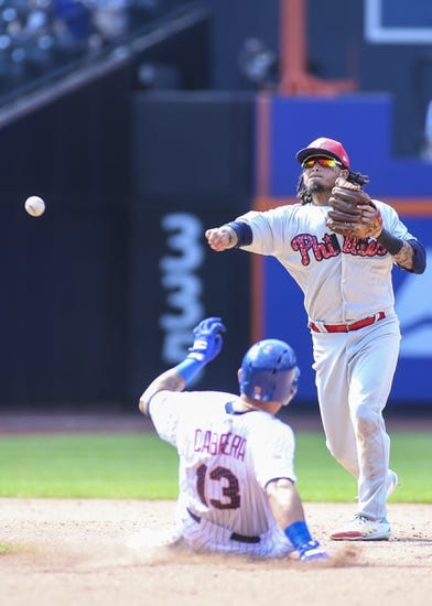 Philadelphia Phillies vs. New York Mets - 8/10/17 MLB Pick, Odds, and Prediction