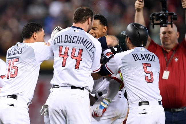 Colorado Rockies vs. Arizona Diamondbacks - 9/1/17 MLB Pick, Odds, and Prediction